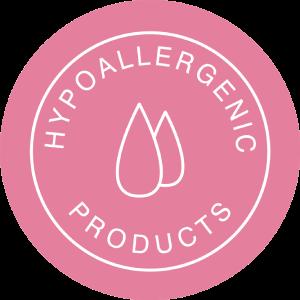 Hypo-allergency makeup